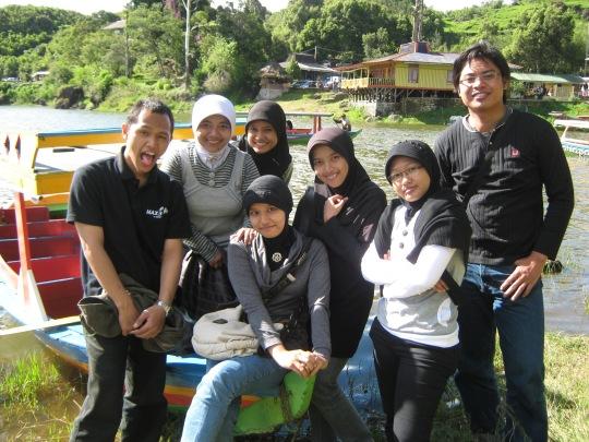 @Situ Patenggang